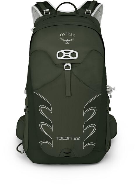 Osprey M's Talon 22 Backpack Yerba Green
